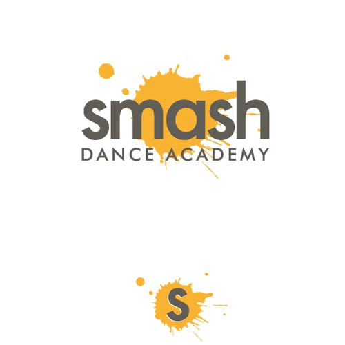 *Guaranteed Prize* - Fresh, new logo for Smash Dance Academy
