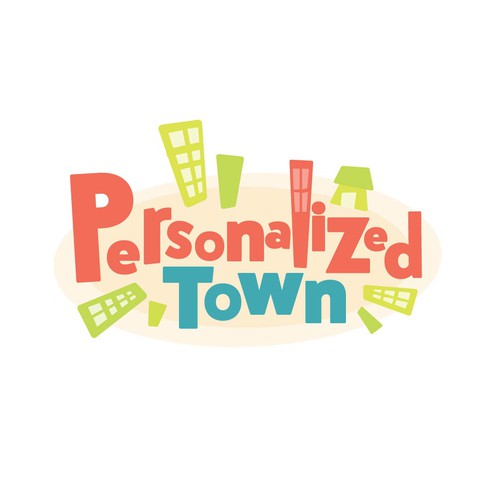 Personalised Town Logo