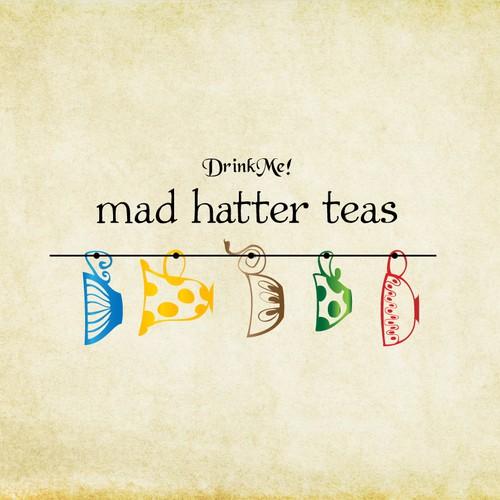 Whimsical Tea Compnay Logo