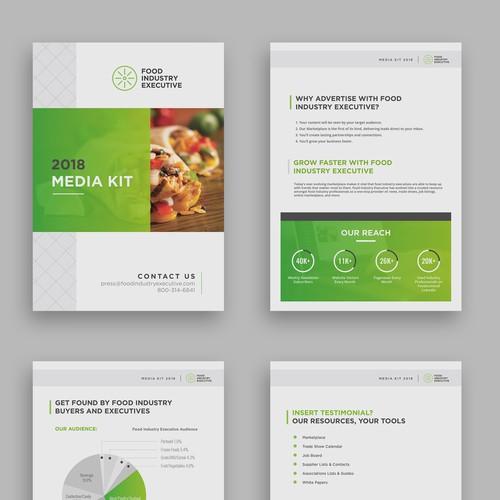 Media Kit Design