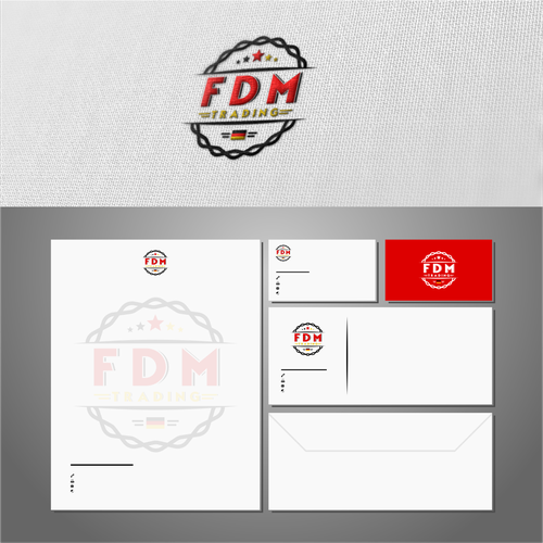 Erstelle ein Logo und CI Paket für ein Online Handelsunternehmen