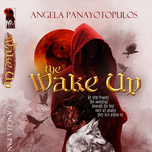 "Concept Cover for ""The Wake Up"""