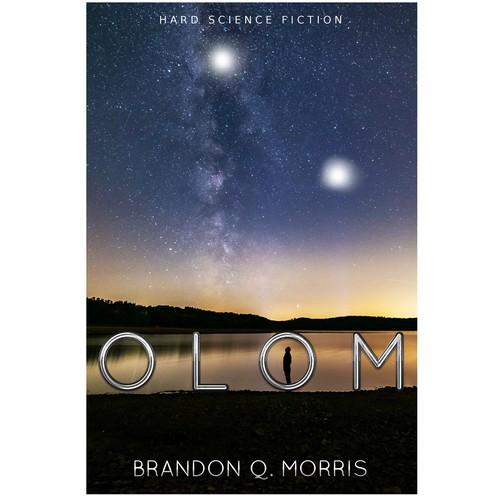 Sci-Fi cover design