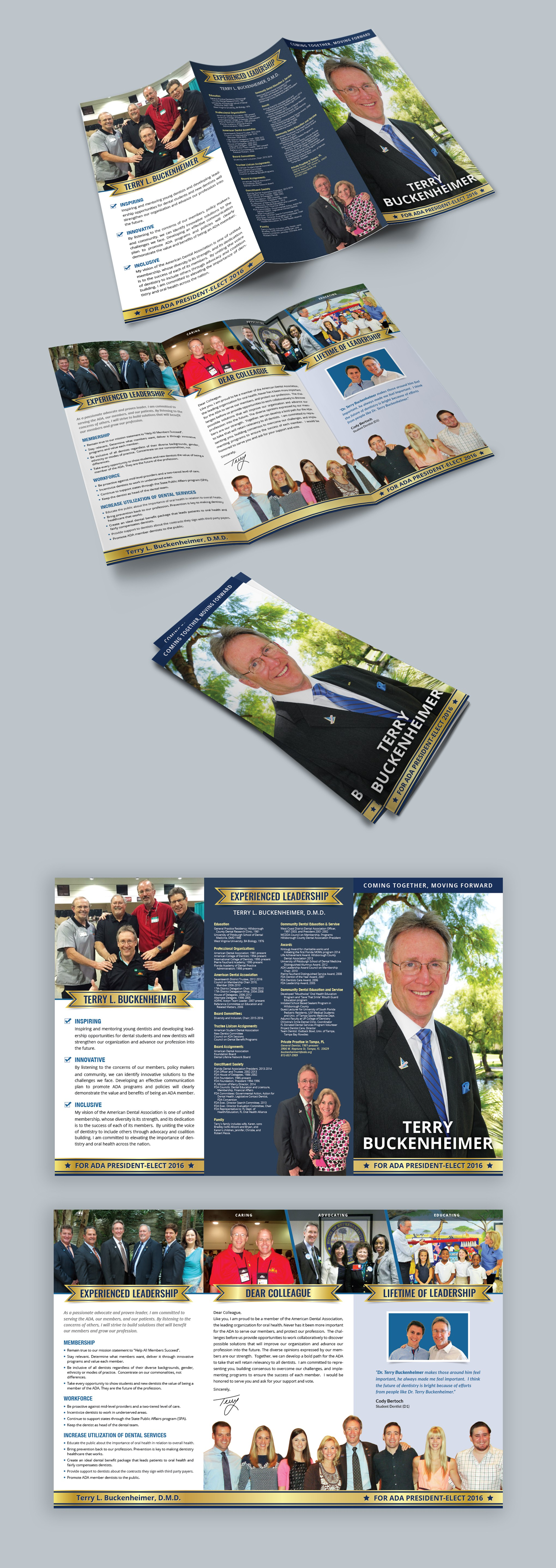 Trifold-Brochure Design
