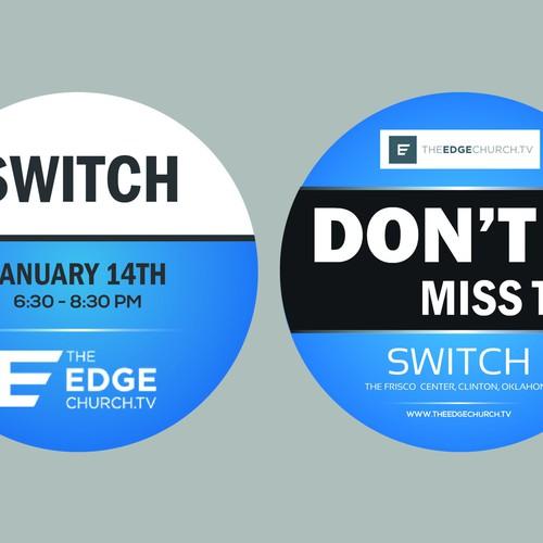 Switch Launch Invite