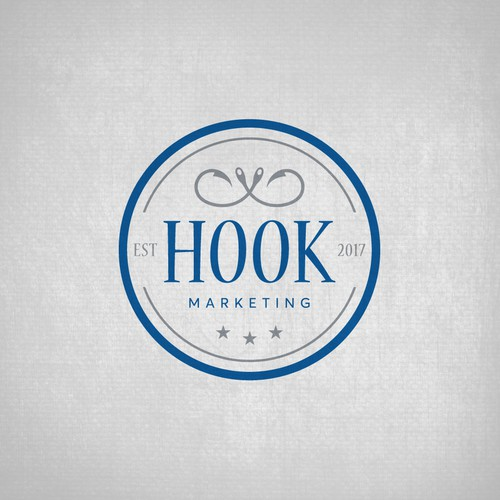 Hook Marketing Logo