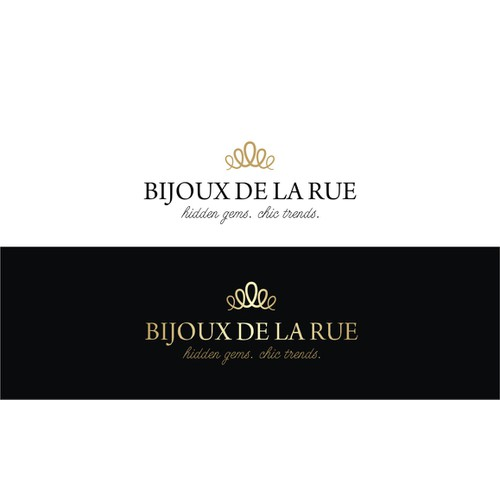 Logo PLEASE! Bijoux de la Rue challenges you!