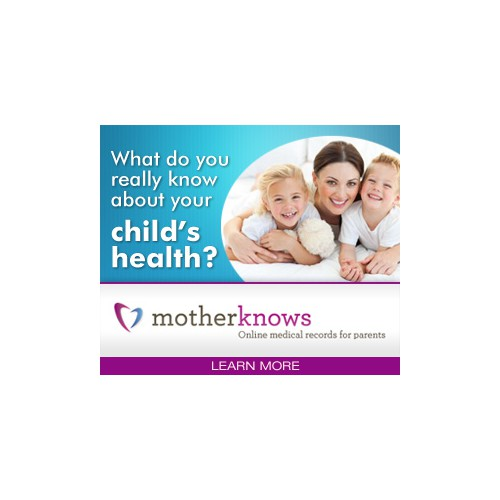 MotherKnows Banner Ad