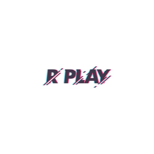 Replay video logo