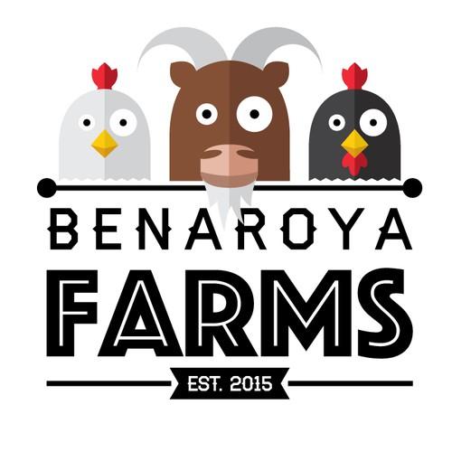 Create a logo for our home farm