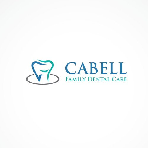 Cabell Family Dental Care, a dental practice in Hartland, MI, needs a new brand logo