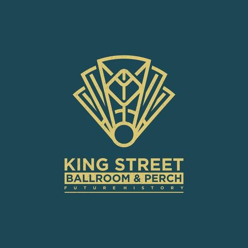 King Street Ballroom & Perch needs a powerful logo