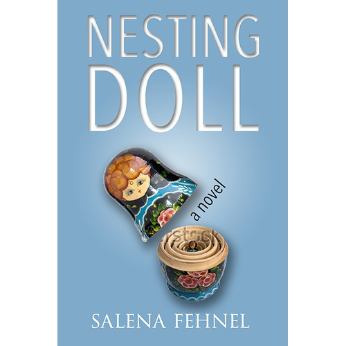 Book Cove for Nesting Doll