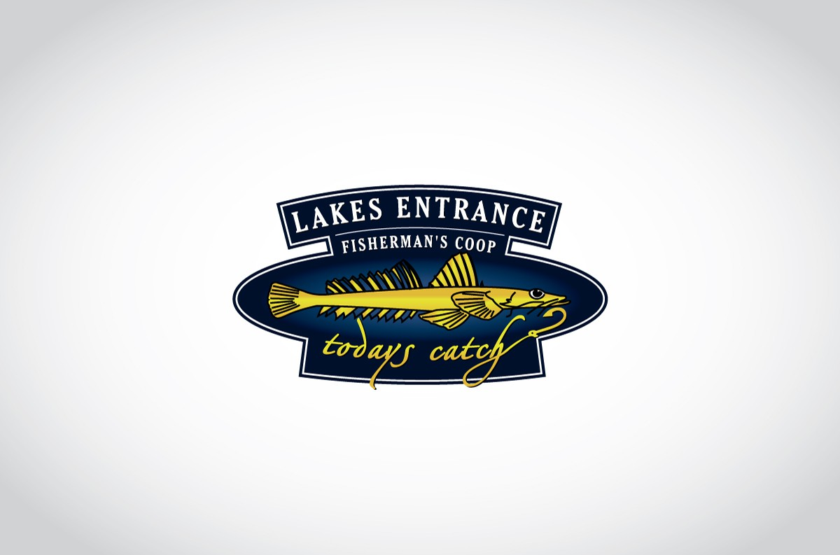 Lakes Entrance Fisherman's CoOp needs a new logo