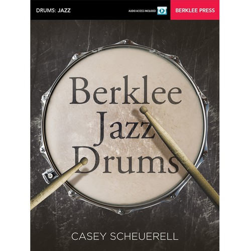 Jazz Drums tutorial for Berklee Press