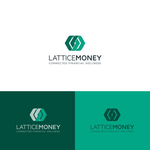 Logo for financial company