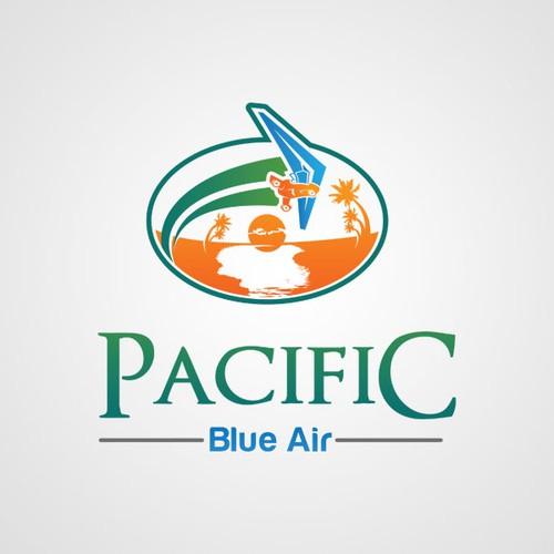Paific Air Blue