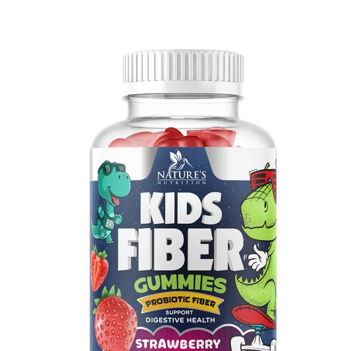 Kids Fiber Gummies