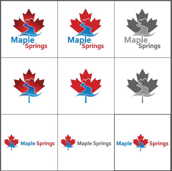 Maple Springs Logo