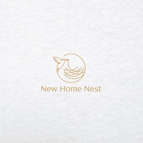 Logo Concept For NEW HOME NEST