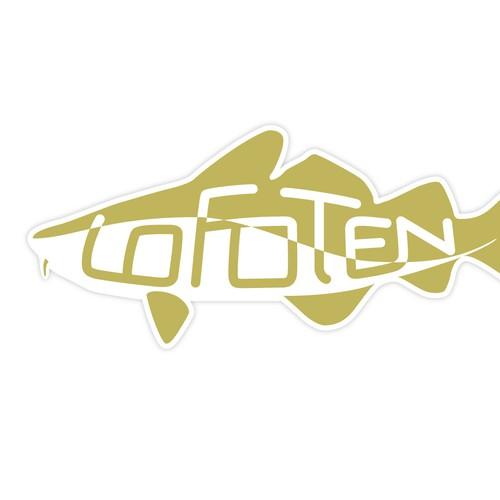 Clean logo for festival