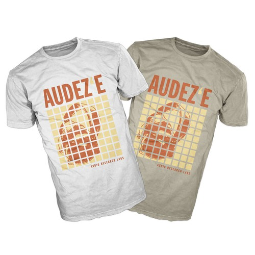 New t-shirt design wanted for Audez'e