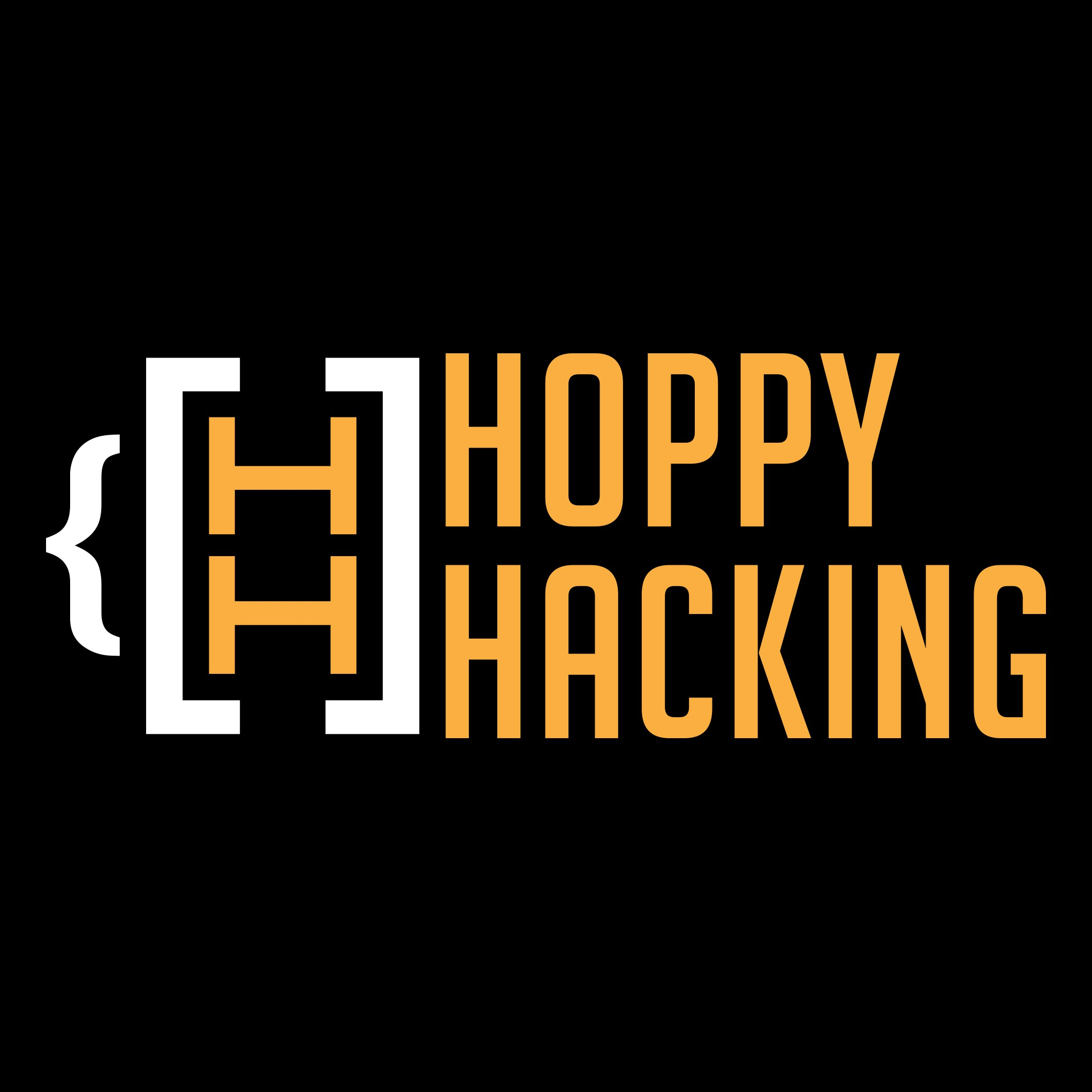 Hackers who like beer need a logo