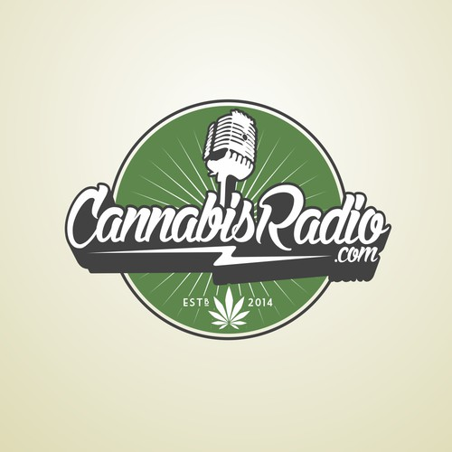 Design a Logo for a new Cannabis Podcast Network