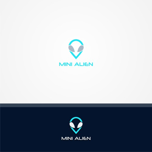 Create an iconic logo for Mini Alien ( Tech Brand looking for elegant yet fun logo)