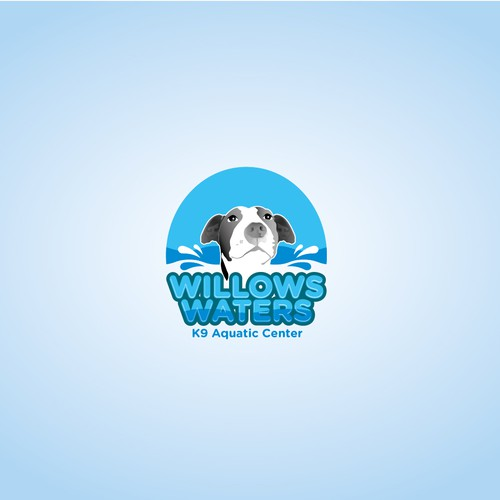 Logo for willow waters