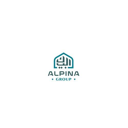 Alpina Group Logo