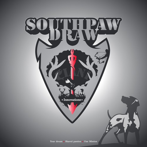 logo for Southpaw Draw Innovations