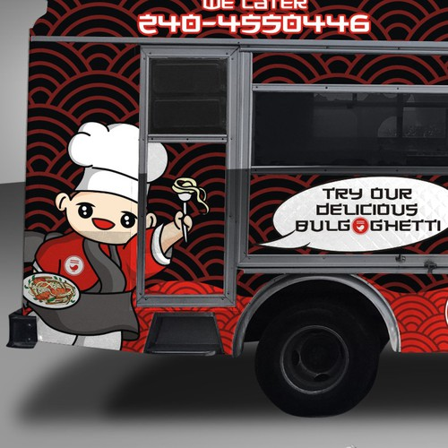 cook truck