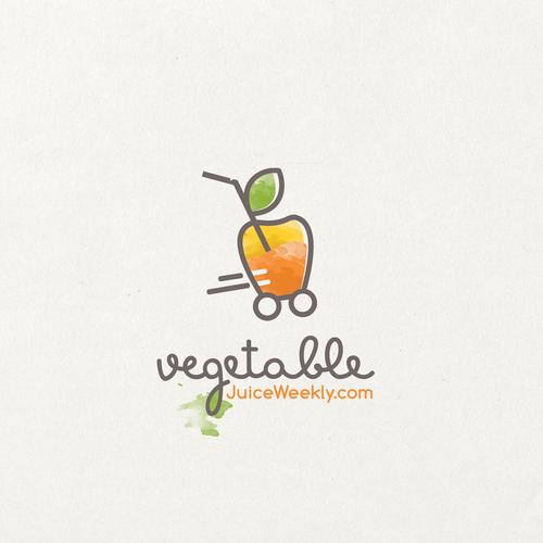 vegetable juice logo