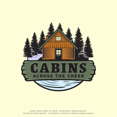 Cabins Across The Creek