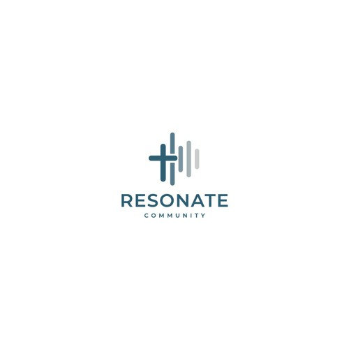 Logo for the Resonate Community