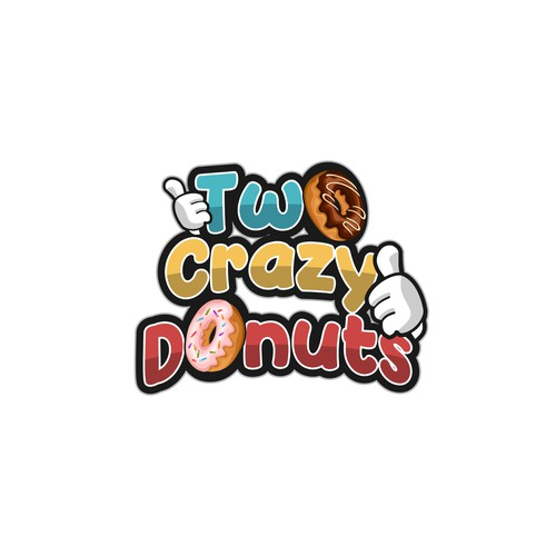 Two Crazy Donuts