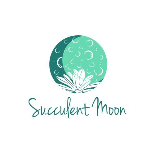 Succulent Moon