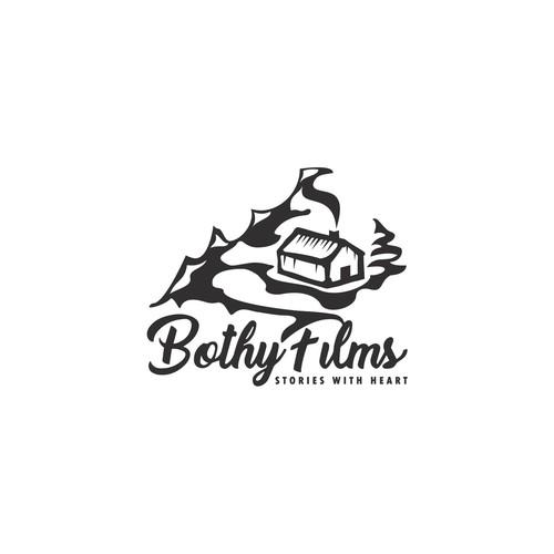 Logo design for BothyFilms