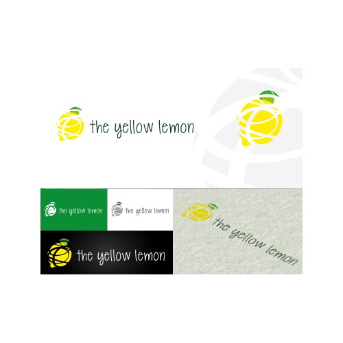 New logo wanted for The Yellow Lemon