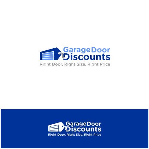 Logo for Garage Door Discounts