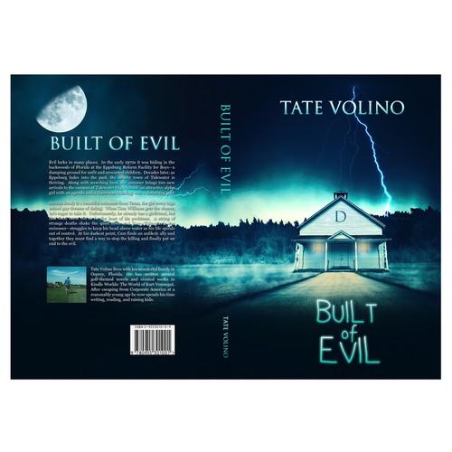 Book cover for Thriller Horror YA