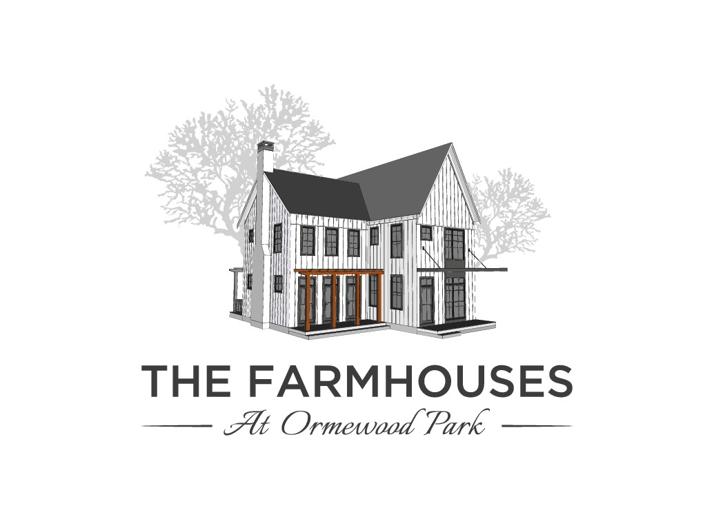 Modern Farmhouse Logo Update
