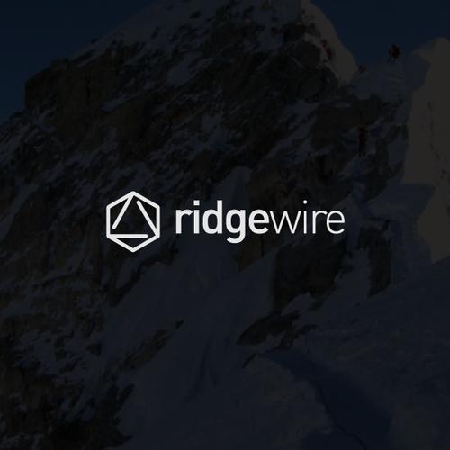 logo for ridgewire