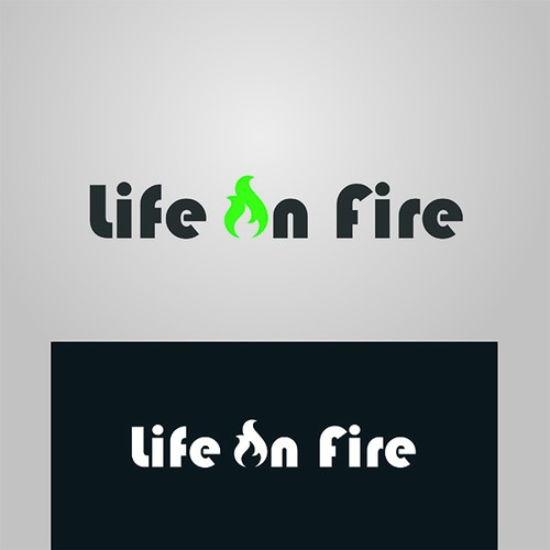 Life on Fire needs a new logo