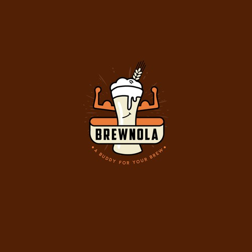 Logo concept for Brewnola