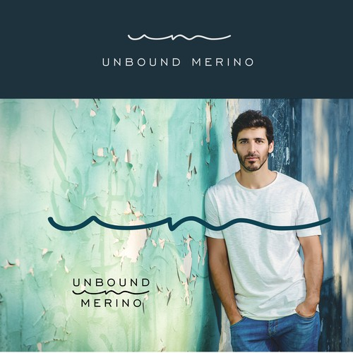 Logo design for Unbound Merino (classic casual menswear)