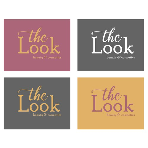 The Look logo