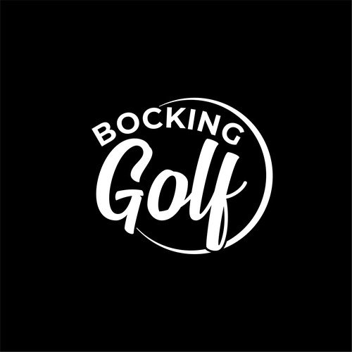 BOCKING GOLF LOGO CONCEPT