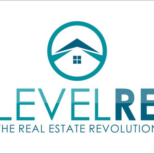 Real Estate Logo (www.levelre.com)